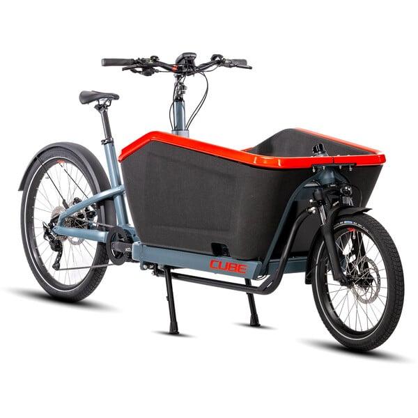 Velo électrique Cube Cargo Sport Hybrid dual2021