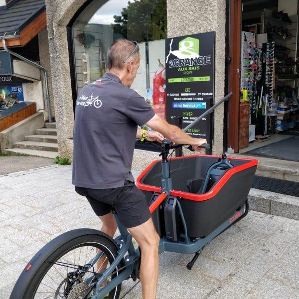 velo cube cargo dual sport hybrid